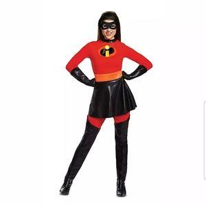 Womens elastigirl disney incredibles costume